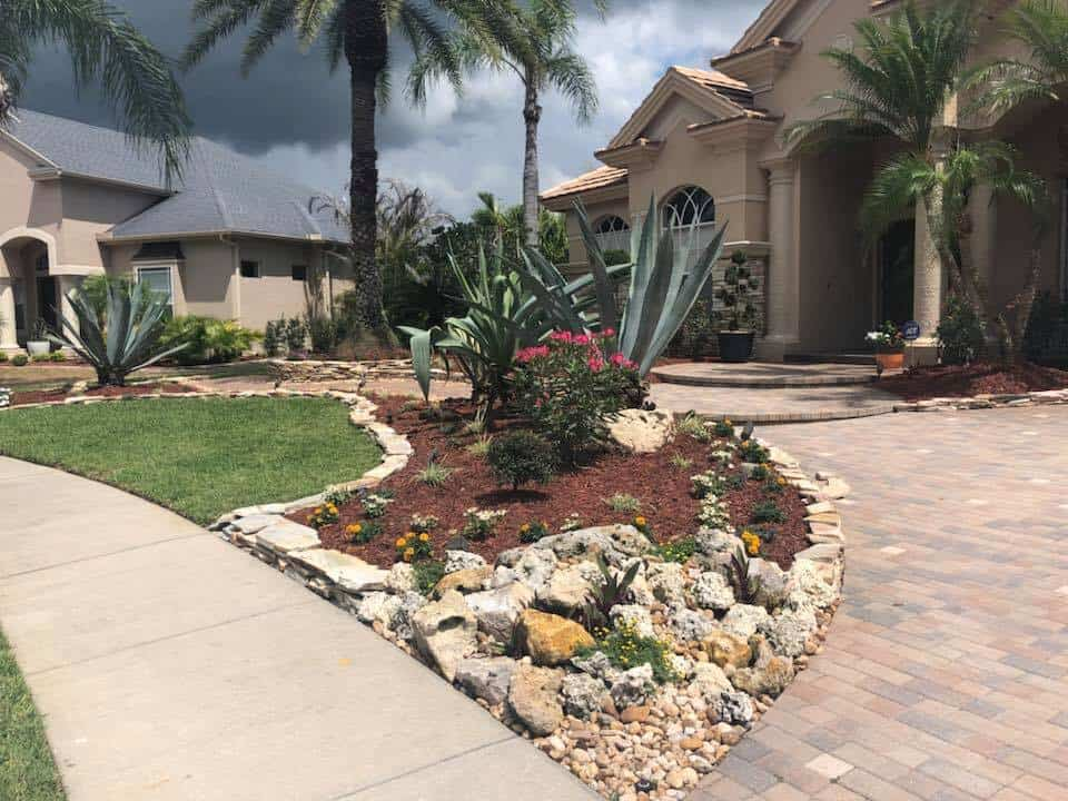 Residential Landscape Design Company Pasco County Fl